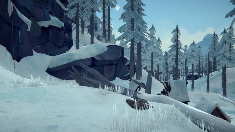 Постоянный бункер на Отрадной долине в игре The long dark