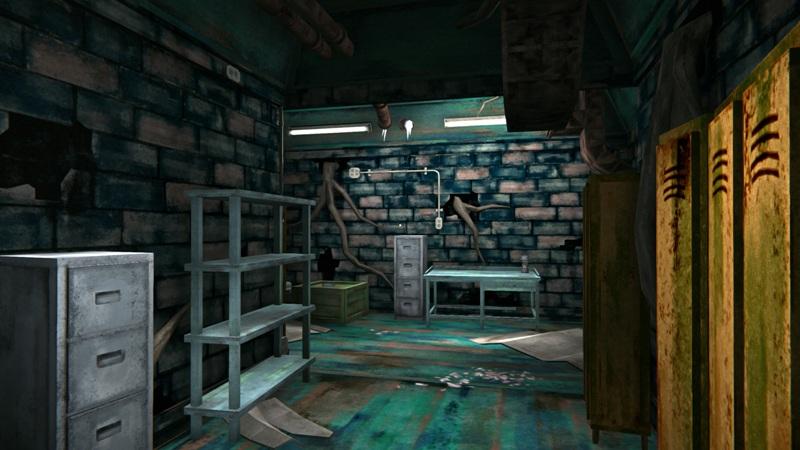 Планировка постоянного бункера на Отрадной долине в игре The long dark