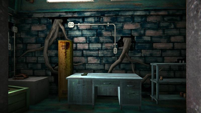 Вещевой бункер в игре The long dark (основное помещение)