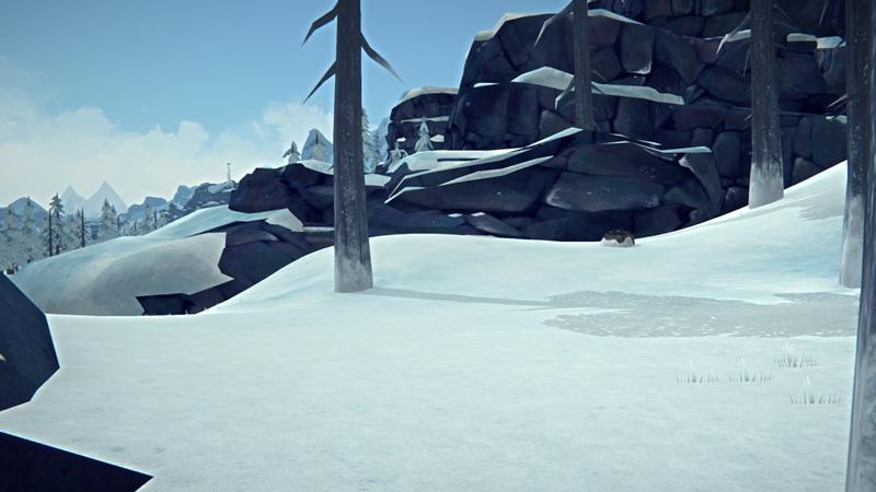 Расположение продуктового бункера №6 на Отрадной долине в игре The long dark