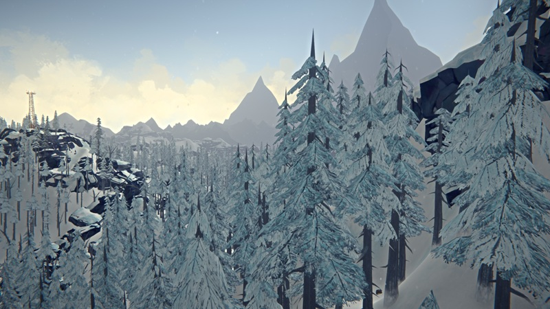 Расположение продуктового бункера №6 на Загадочном озере в игре The long dark