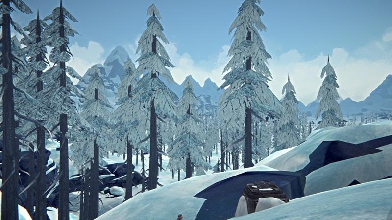 Расположение топливного бункера на Отрадной долине в игре The long dark