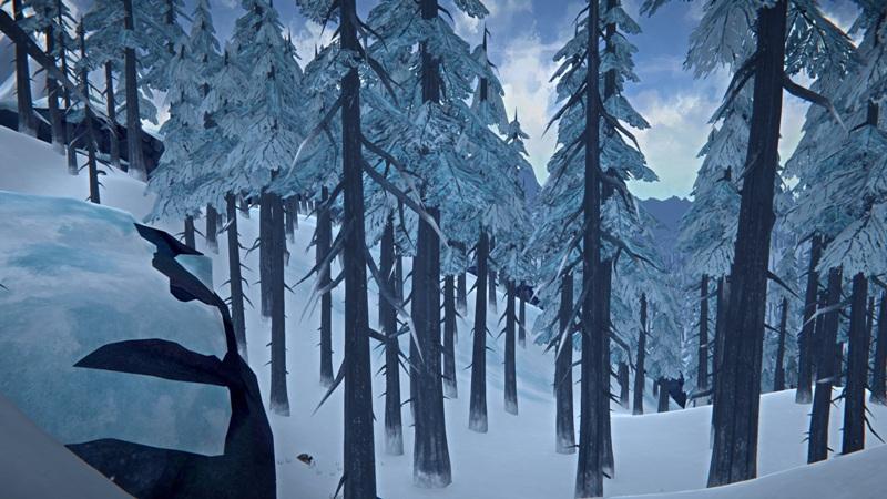 Расположение топливного бункера на Загадочном озере в игре The long dark