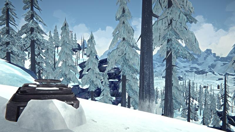 Расположение оружейного бункера на Отрадной долине в игре The long dark