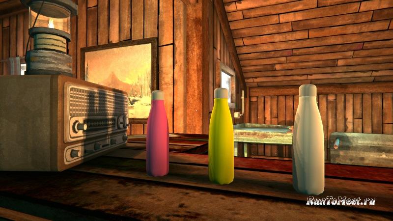 Мод Better Water Management на расширенное управление водой в игре The long dark
