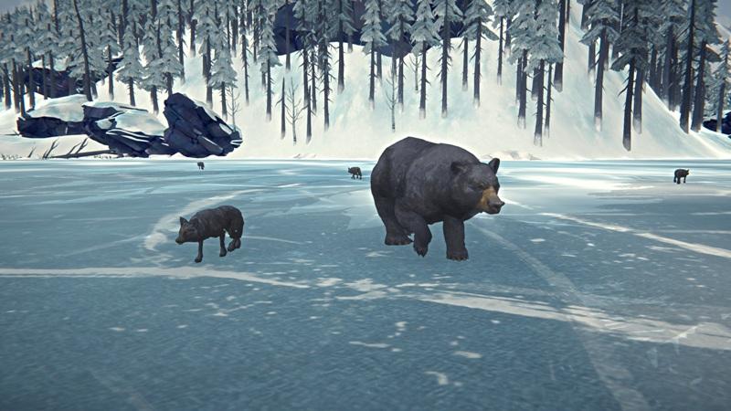 Мод Detection Range на игру The long dark позволяет настроить дистанцию обнаружения героя