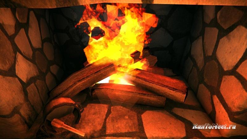 Мод Fire Improvements дорабатывает процесс взаимодействия с огнем в The long dark