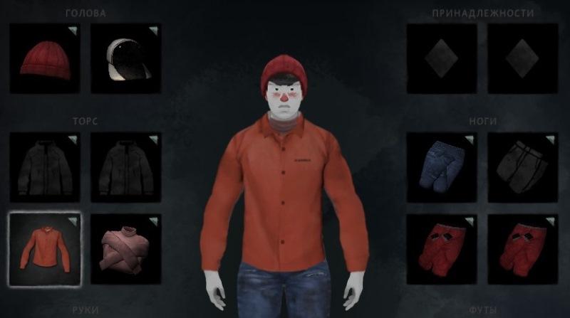 Тюремная рубашка из мода Prison Pack в игре The long dark