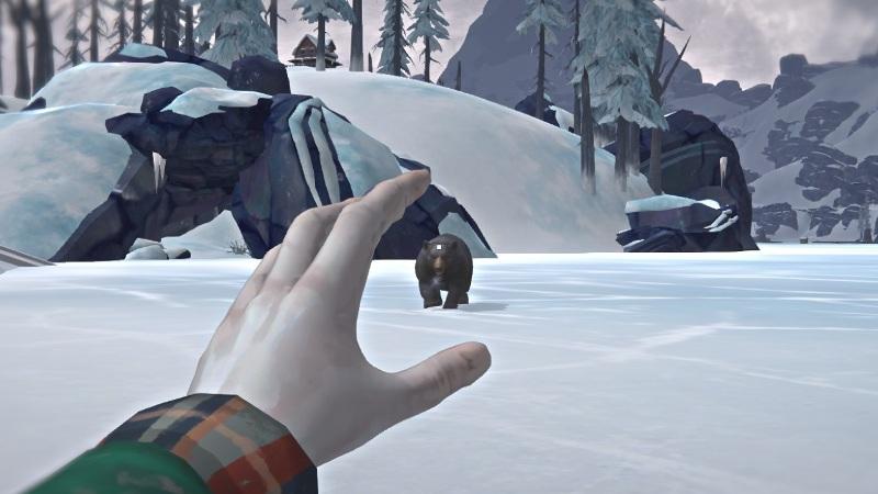 Мод Weapon Crosshair добавляет перекретие оружия в игре The long dark