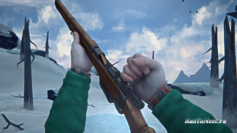 Мод Weapon Improvements на игру The long dark упрощает обращение с оружием