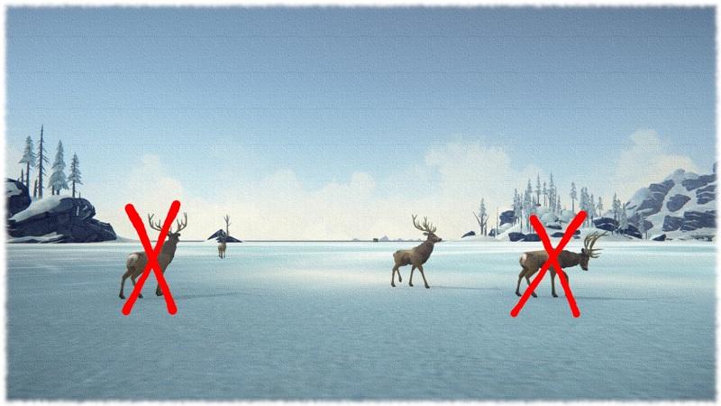 Мод Wildlife Begone уменьшает количество животных в игре The long dark