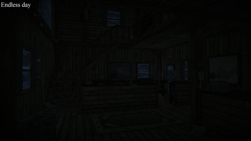 Ночное освещение endless day в моде Ambient lights на TLD