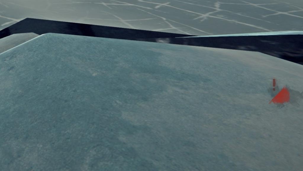 Индикатор уклона после обновления 1.48 в игре The long dark