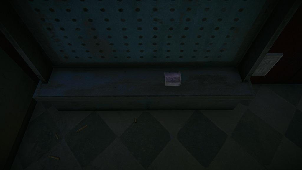 Полароидный снимок в гараже на Прибрежном шоссе в игре The long dark
