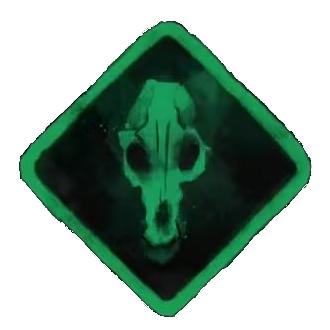 Кромешный значок в ивенте Escape the Darkwalker игры The long dark