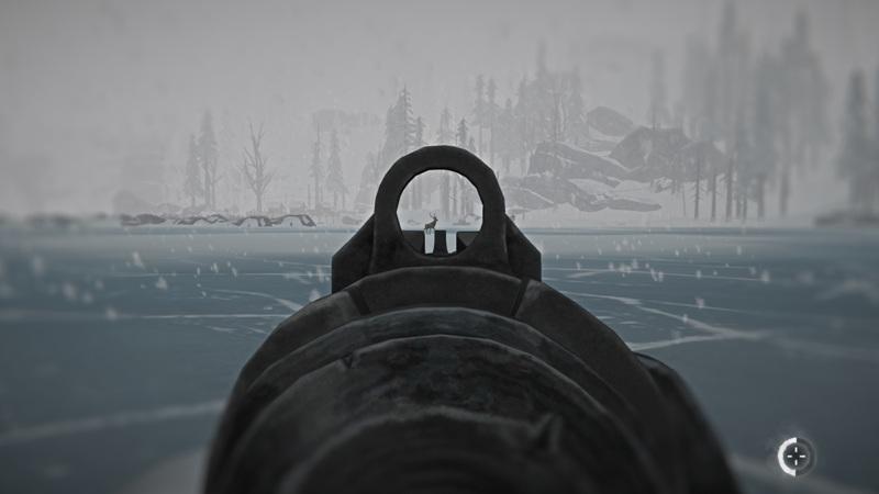 Стрельба из ружья в The long dark после обновления 1.48