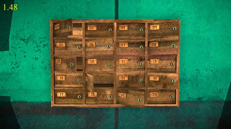 Банковские ячейки, в Милтоне, The long dark версия 1.48
