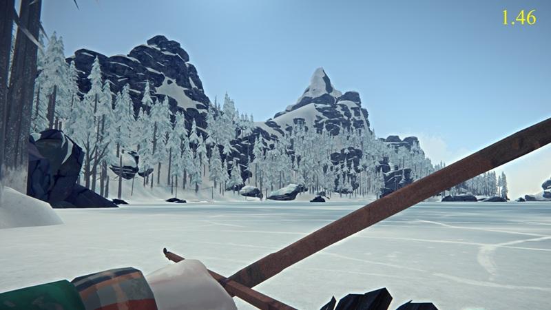Внешний вид лука для версии 1.46 игры The long dark