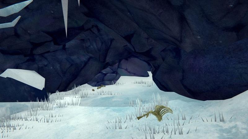 Логово Медведя в игре The long dark
