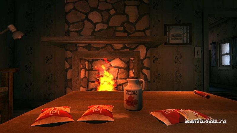 Кленовый сироп и Чипсы с кетчупом в игре The long dark