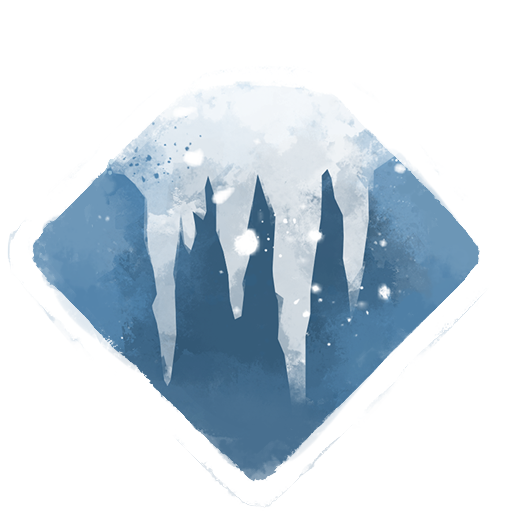 Значок Зима в июле для ивента Winter's Embrace игры The long dark