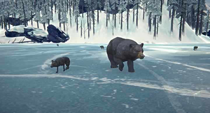 Мод Detection Range на игру The long dark