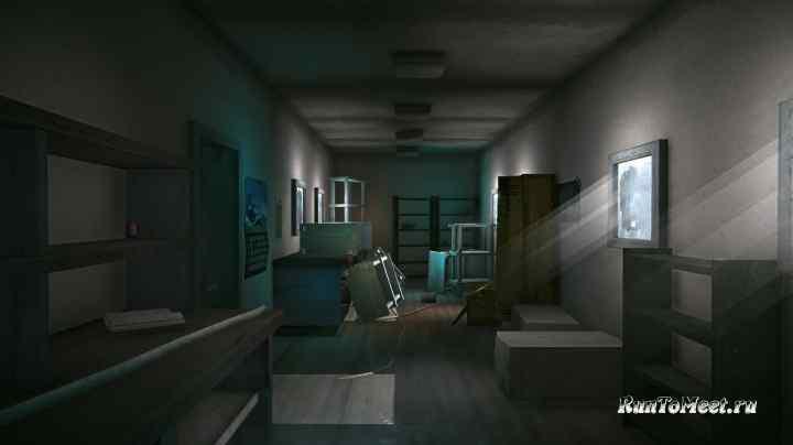 Интерьер Уцелевшего вагончика, на локации Бледная бухта, в игре The long dark