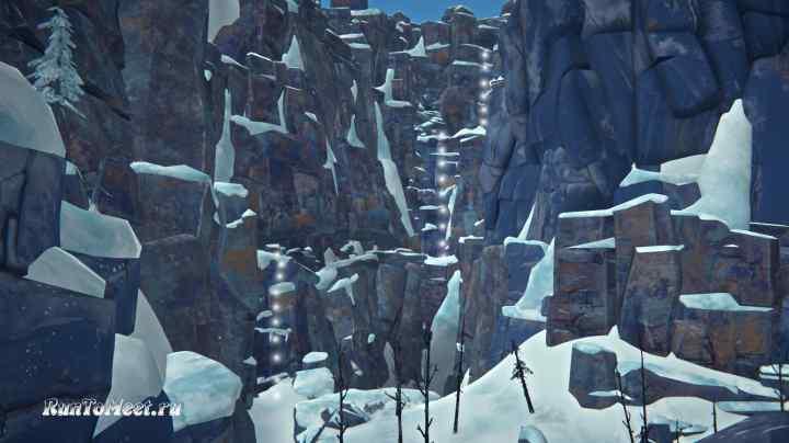 Тройной подъем в Пепельном каньоне игры The long dark